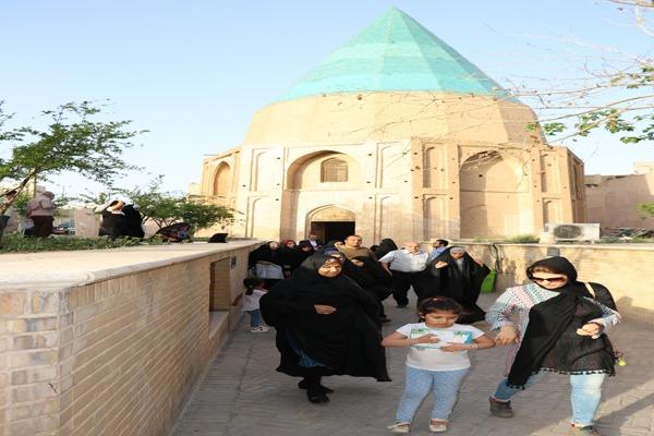 بازدید بیش از 11 هزار نفر از آثار تاریخی استان قم