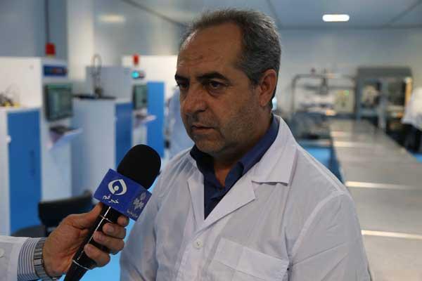 افتتاح خط تولید مرکز ملی فناوری خلاء ایران در سایت هسته ای فردو