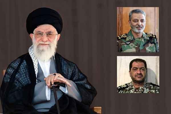 سرلشکر موسوی فرمانده قرارگاه پدافند هوایی خاتمالانبیاء(ص) شد