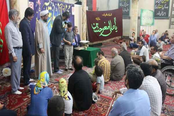 برگزاری محفل انس با قرآن مددجویان بهزیستی استان قم