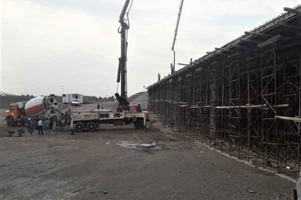 پل طغرود در محور قم – جعفریه افتتاح شد