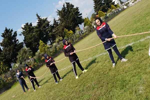 درخشش کم توانان ذهنی استان قم در چهاردهمین جشنواره ورزشی کم توانان ذهنی کشور