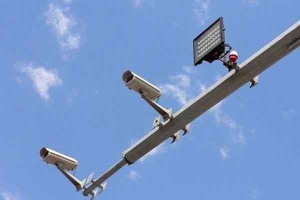 راه اندازی دوربینهای ثبت تخلف در بلوار آیت الله بروجردی