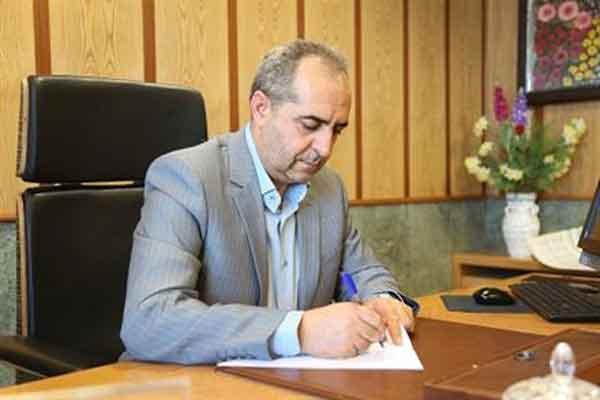 سرپرست سازمان همياري شهرداريهاي استان منصوب شد