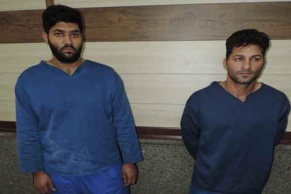 سارقان مامور نما و اموال متقاضیان کار دستگیر شدند