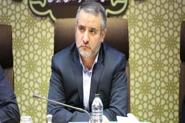 معاون سیاسی استاندار قم به سمت فرماندار مشهد منصوب شد