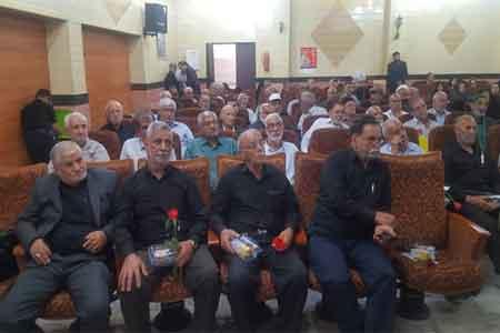 مراسم روزجهانی سالمندان در قم برگزار شد
