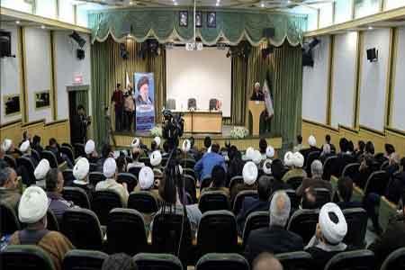 سومین همایش نکوداشت آیتالله موسوی اردبیلی در قم برگزار شد