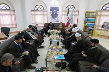 اولین همایش ملی مرجعیت شیعه ، حوزههای علمیه و قرآن کریم در قم برگزار می شود