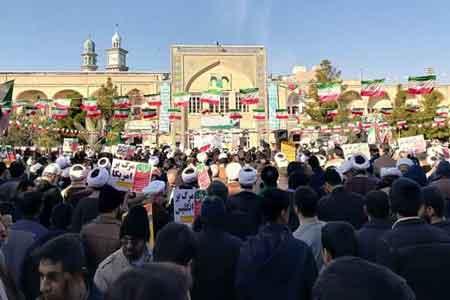 اجتماع بزرگ حوزویان برای اعلام انزجار از جنایات تروریستی افغانستان برگزار می شود