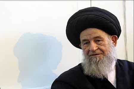 تکذیب یک استفتاء انتخاباتی از سوی دفتر آیت الله علوی گرگانی