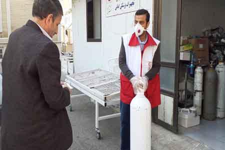 بیش از 17 هزار نفر از تجهیزات پزشکی امانی هلال احمر قم بهرهمند شدند