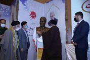 تندیس شهدای جبهه مقاومت اسلامی در قم رونمایی شد