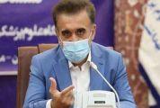 فوت 5 نفر و بستری ۱۱۷ نفر مشکوک به کرونا در بیمارستان های قم