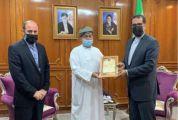 تقدیر از مروج نمونه فرهنگ رضوی در کشور عمان