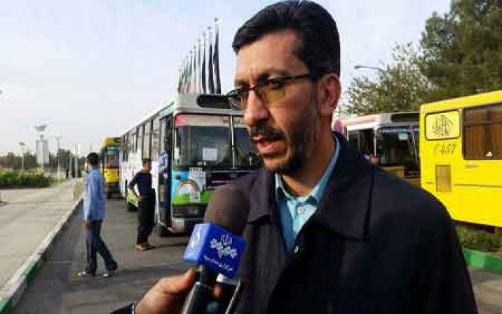 ۵۲ دستگاه اتوبوس جدید برای شهر قم خریداری شد