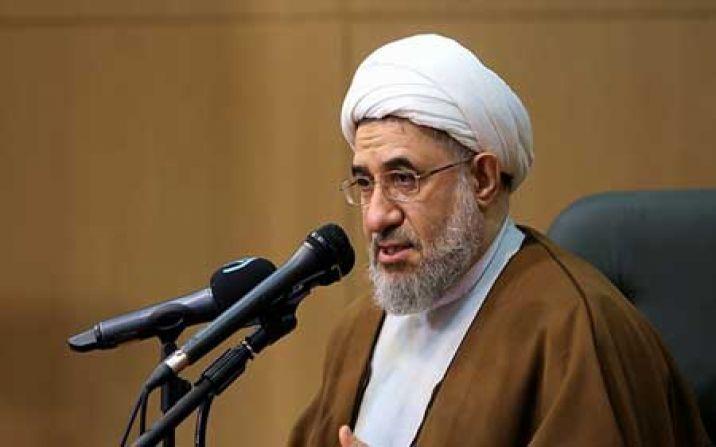 روابط عمومی دفتر آیت الله محسن اراکی سخنان منسوب به وی را تکذیب کرد