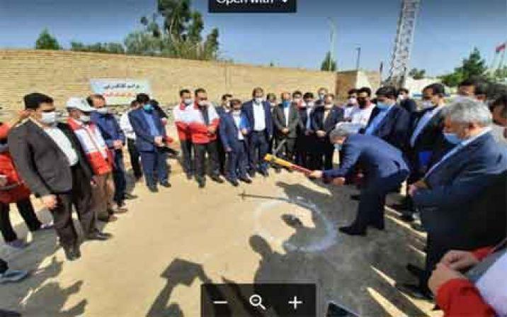 دومین پایگاه خیرساز امداد و نجات جادهای قم- گرمسار افتتاح شد