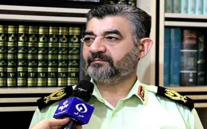 دستگیری سارقان 23 خودرو در قم