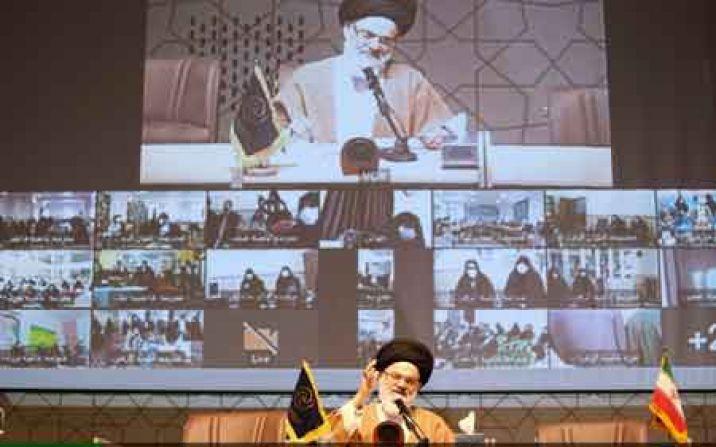 42 پروژه عمرانی حوزه علمیه خواهران قم افتتاح و 42 پروژه کلنگ زنی شد