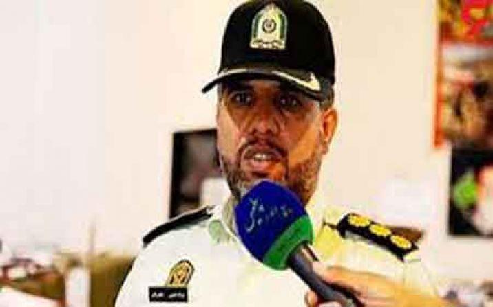 دستگیری سارق دریچه های فاضلاب و ضارب درگیری خانوادگی با اسلحه شکاری