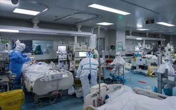 ۱۱نفر فوت و ۱۰۲ بیمار مشکوک به کرونا در بیمارستان های قم بستری شدند