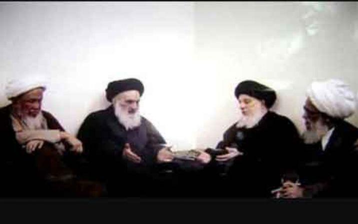 آیت الله سیستانی: حوزه نجف یکی از فقهای برجسته خود را از دست داد