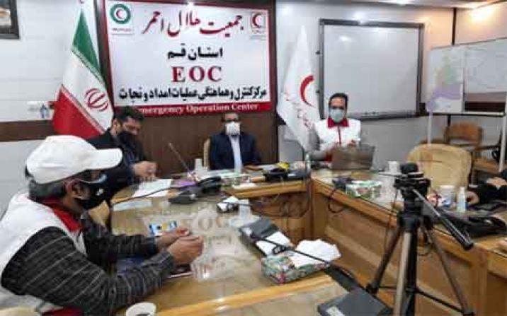 کارگاه آموزشی تصویربرداری و عکاسی با موبایل و کپشننویسی در قم برگزار شد