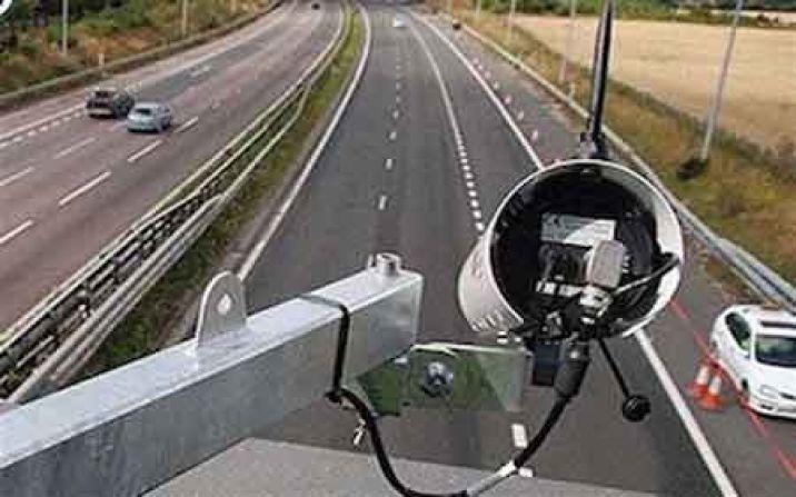 ثبت تخلف 61 دوربین در محورهای مواصلاتی استان قم
