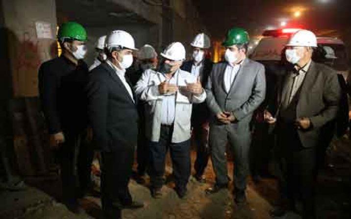 فاز اول متروی قم خرداد ماه 1400 به بهره برداری می رسد