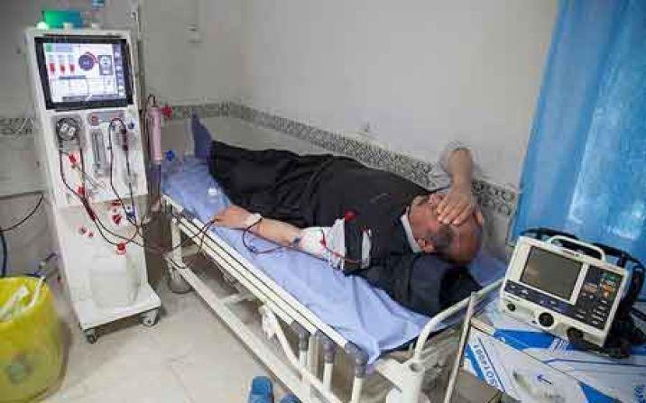 ۱۰ دستگاه دیالیز در بیمارستان شهدا قم نصب شد