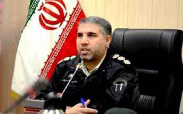 دستگیری سارق 16 تخته فرش ابریشم در قم