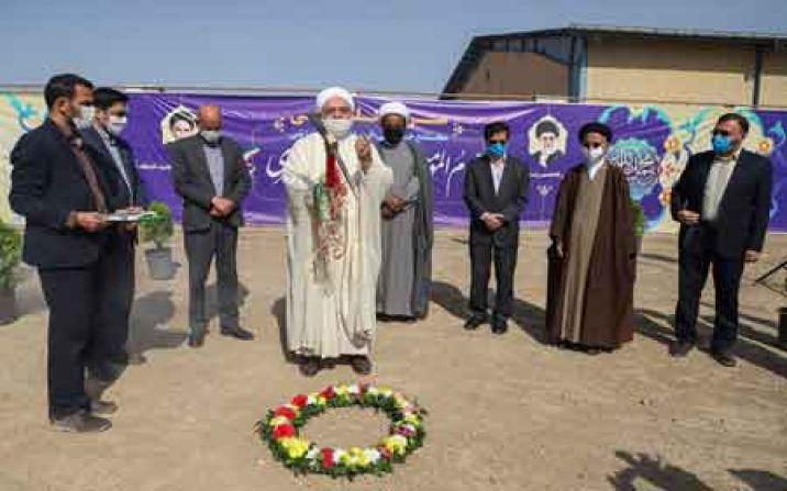 عملیات اجرایی احداث مجتمع خدماتی فرهنگی و آموزشی حضرت خدیجه(س) آغاز شد